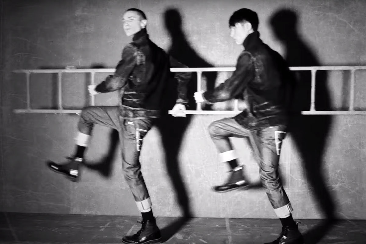 G-Star RAW - AutomneHiver 2015 (Vidéo Preview)