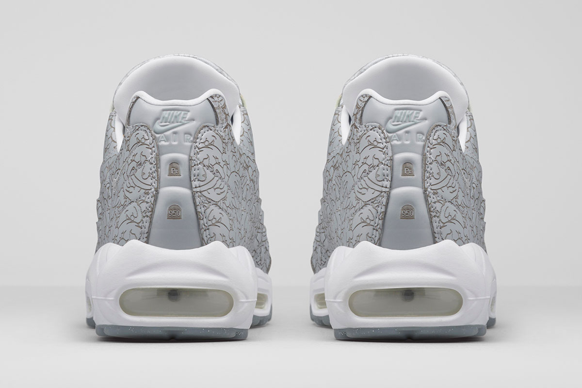 Nike Air Max 95 'Platinum' - 20th Anniversary-3