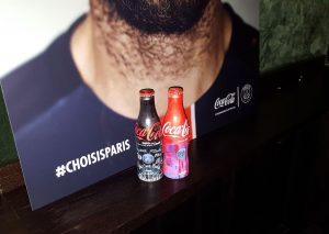 Bouteille Coca-Cola x PSG Soiree de lancement-10