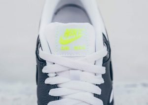 Nike Air Max 1 ESSENTIAL (White/Dark Grey/Volt)-4