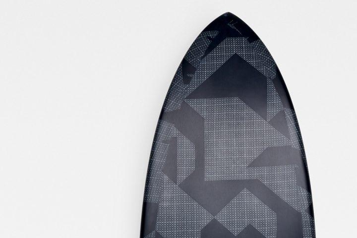 Planche de Surf G-STAR RFTO X GALERIES LAFAYETTE SURFBOARD-1