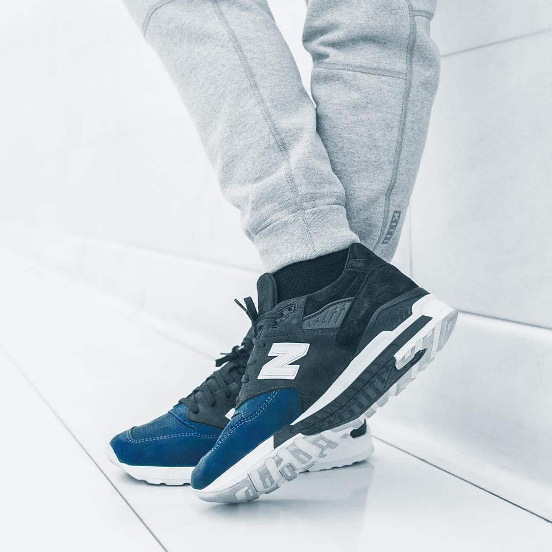 Ronnie Fieg x New Balance 998 #CNS 'Black Friday'-1