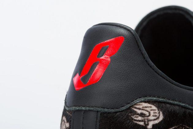 adidas Stan Smith x Pharrell BBC 'Pony Hair' Black/Noir-4