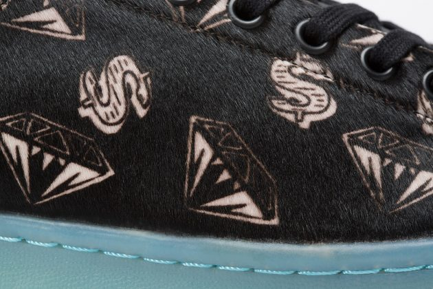 adidas Stan Smith x Pharrell BBC 'Pony Hair' Black/Noir-5