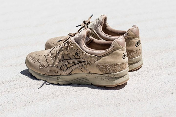 monkey time x ASICS Gel Lyte V 'Sand Layer'