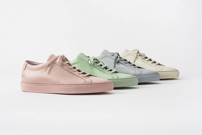 Common Projects Blanc/White Printemps Été 2016