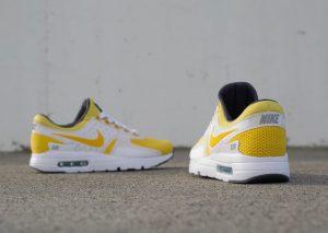 Nike Air Max Zero Ultra (Yellow/Vivid Sulfur)