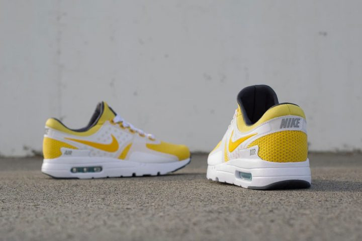 Nike Air Max Zero Ultra (Yellow/Vivid Sulfur)