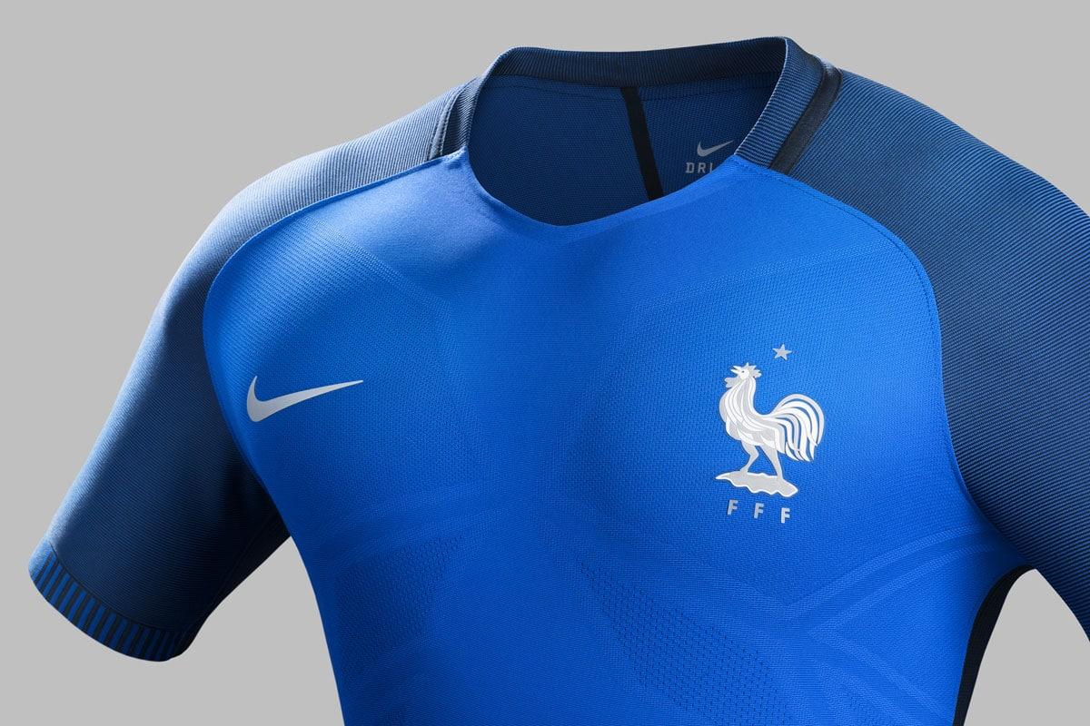 maillot equipe de france euro 2016