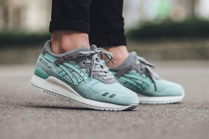 ASICS Gel-Lyte III 'Two Tone Pack Light Mint'-1