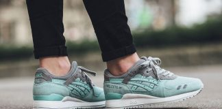 ASICS Gel-Lyte III 'Two Tone Pack Light Mint'-2