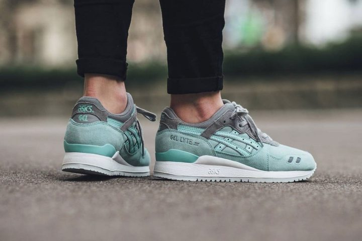 ASICS Gel-Lyte III 'Two Tone Pack Light Mint'