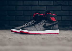 Air jordan 1 Retro High Nouveau (BlackGym/Red)-1