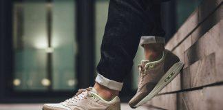Nike Air Max 1 Premium - String/String-Desert Camo-Ghost Green