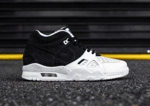 Nike Air Trainer 3 LE – Black/Black/White