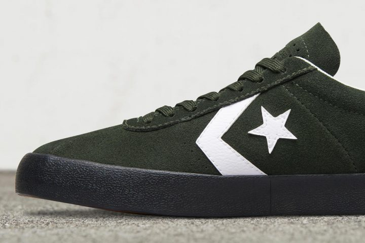 Converse Breakpoint Pro Low Top (Green Onyx/White/Black)-1