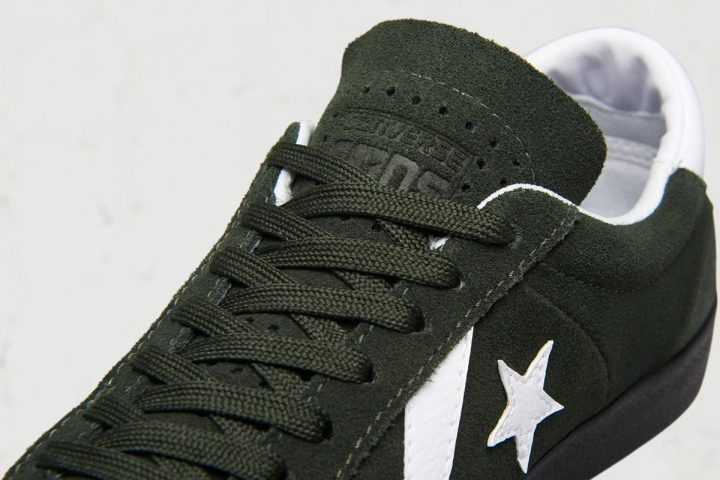 Converse Breakpoint Pro Low Top (Green Onyx/White/Black)-2