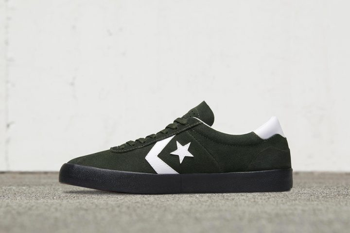 Converse Breakpoint Pro Low Top (Green Onyx/White/Black)
