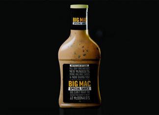 Sauce Big Mac en Bouteille