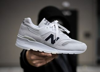 New Balance M997 JOL MADE IN USA (Off White/Dark Blue)