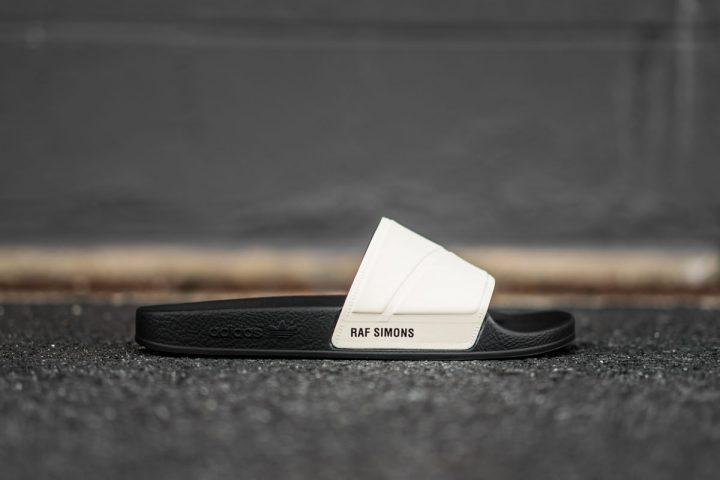 adidas by Raf Simons adilette Bunny (White/Blanc)