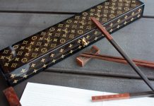 Louis Vuitton VIP Monogram Chopsticks