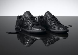 Supra NS Assault - Black Full-Grain