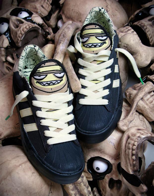 Adidas Superstar Vulc Mysterious Al