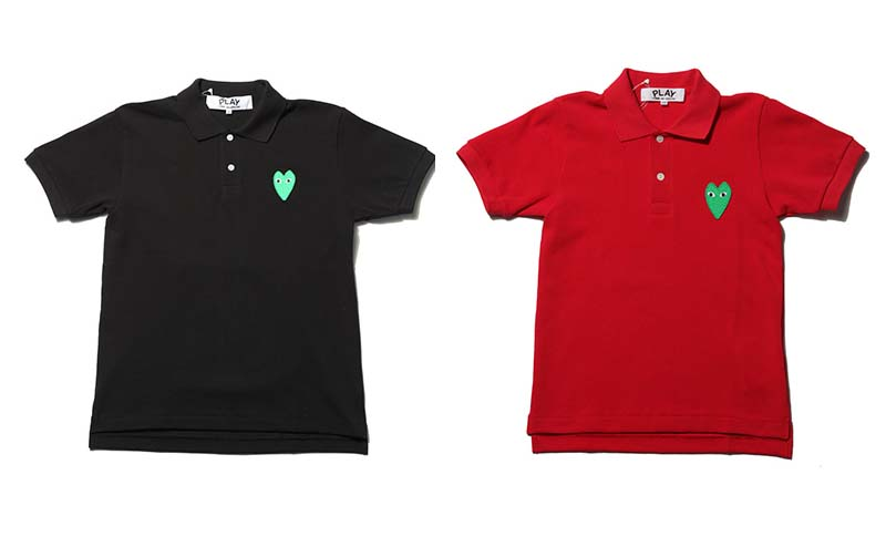 T-shirt Comme des garcons Play collection 2010