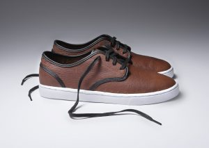 Kr3w Grant Low Brown Leather 2010