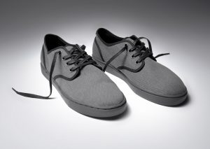 Kr3w Grant Low Grey Canvas