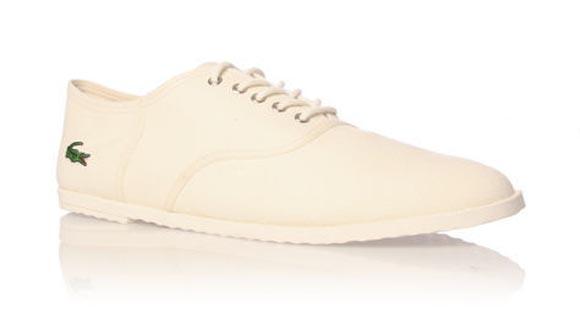Chaussures Lacoste Ronne bleu