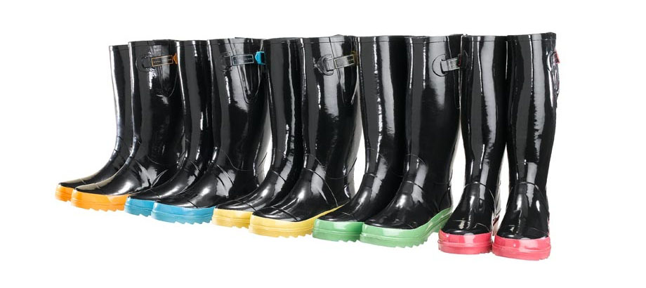 Marc Jacobs Rubber Boots