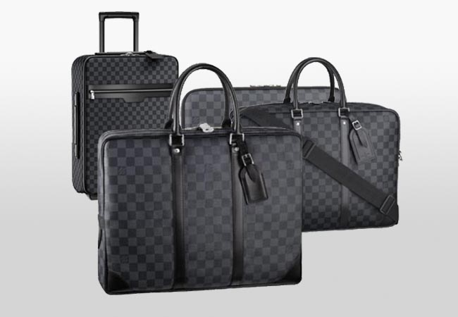Maroquinerie Homme Louis Vuitton collection 2010