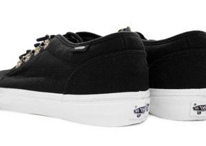 Chaussures Vans Vault Sierra 106 LX - black-purple collection 2010