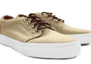 Chaussures Vans Vault Sierra 106 LX - tan