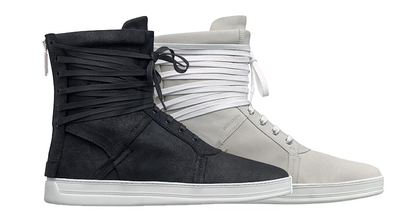 Chaussures Dior montante sneaker b105