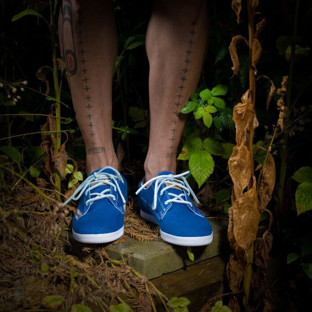 Chaussure Adidas Originals Ransom Pier collection 2010