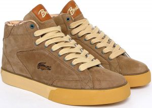 Chaussures Bodega - Lacoste Esteban collection 2010-side