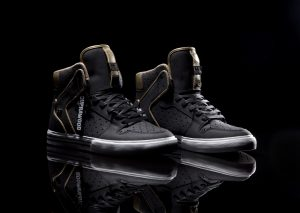 Chaussures Supra Vaider SupraWood collection 2010
