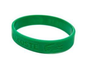 LACOSTE - Bougie gazon bracelet par Rami Mekdachi