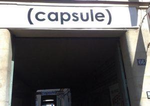 Salon (capsule) Paris 2010