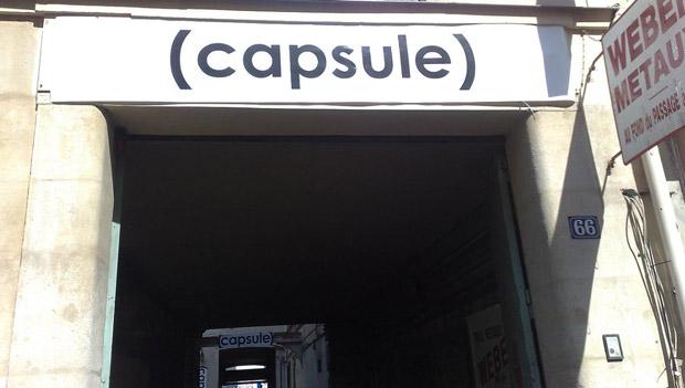 Salon (capsule) Paris Juin 2010