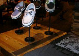 Timberland boat shoes at 474 broadway