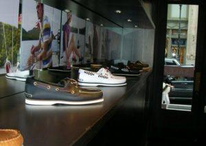Timberland chaussures bateau 474 broadway