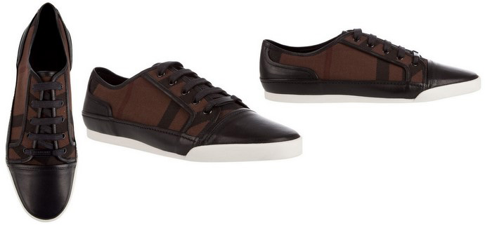 Burberry-VINTAGE-CHECK-LACE-UP-TRAINER