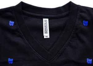 DeMarcoLab-v-neck-tee-NSMKR-collection-2010