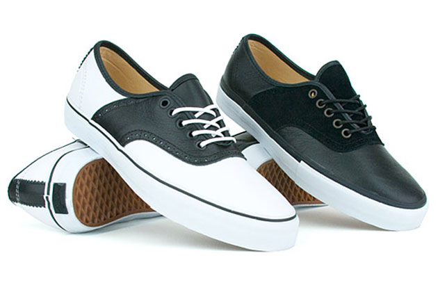 Vans Vault Spectator LX Fall Winter 2010