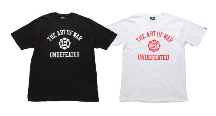 CLOT x UNDFTD The Art Of War