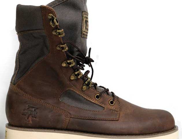 Amongst Friends FIELD BOOTS brown